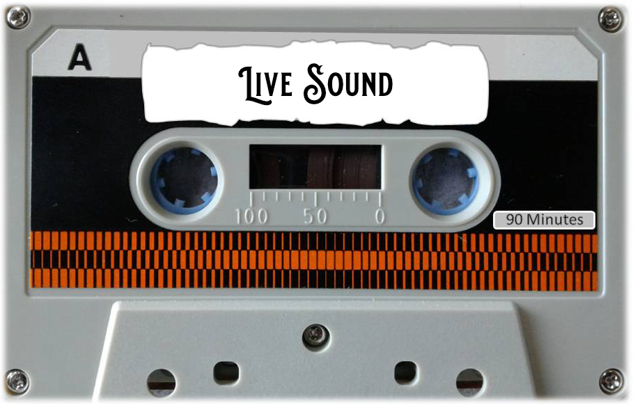 TAPE with LIVE